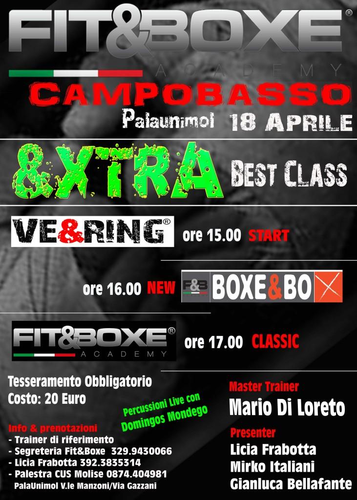 Fit&Boxe CAMPOBASSO