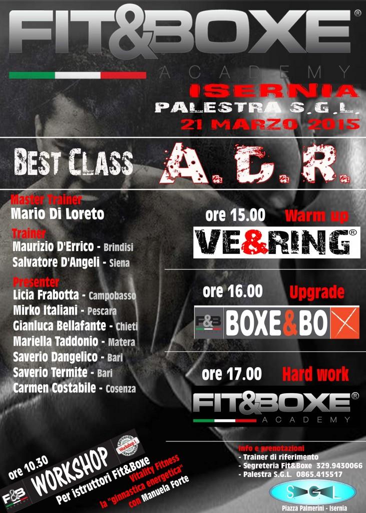 Fit&Boxe Isernia 2015