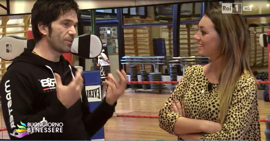 Fit&Boxe video Rai 1