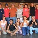 Corso Base di fitboxe Avezzano 17 Luglio 2005
