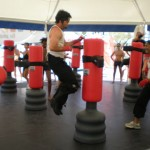 international fitness tour 2007