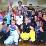 fitboxe Workshop Pistoia 13 Gennaio 2007