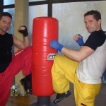 fitboxe instructor BEI