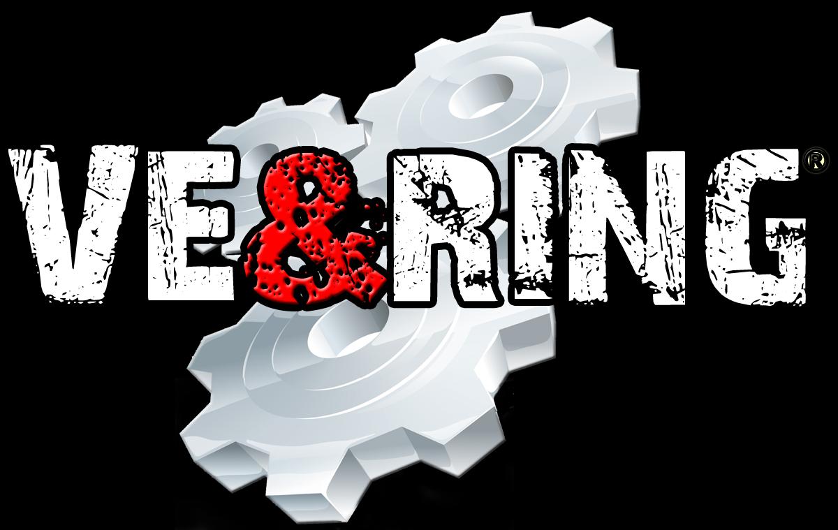 LOGO Ve&Ring NERO