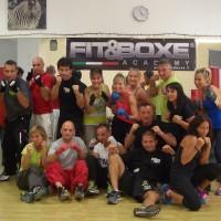 Fit&Boxe-Perugia   27-28 Settembre 2014-Corso F&B Two