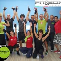 Giovinazzo-F&B Three 4-10-2014