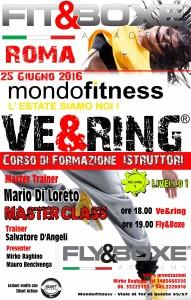 Mondofitness VE&RING