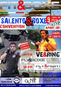 SALENTO & BOXE 2016
