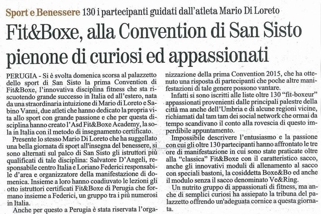 Mario Di Loreto fit&boxe